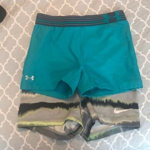 Lot of 2 small spandex
